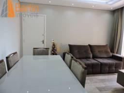 Apartamento á venda ou para troca com fino acabamento e móveis no Jardim São Carlos