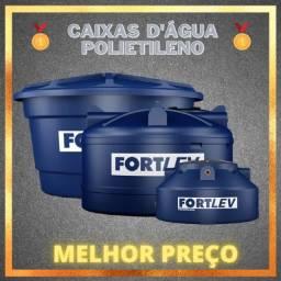 Título do anúncio: Caixas D'água Fortlev - vários tamanhos - melhor preço (entrega grátis*)