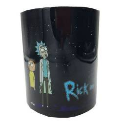 Caneca Ricky and Morty