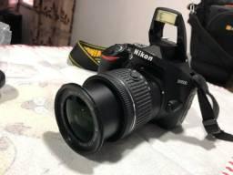 Câmera Niko D3500