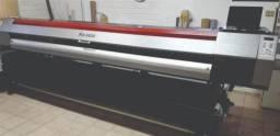 Título do anúncio: Impressora plotter Polar Xuli X6 R3200 com 3,20 m dx5 ou dx7