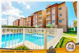 Apartamento na Parangaba com Piscina