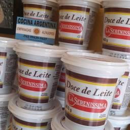 Doce de leite argentino