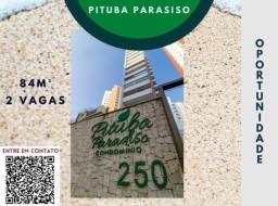 Título do anúncio: Melhor 2 suítes , varanda , Pituba , itens de lazer , 2 vagas , 84 m²
