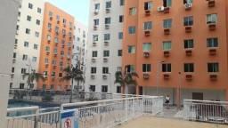 """Residencial """"Terra Fiori"""" Torre Jasmin 6o. andar, 02 dormit, decorado, com modulados"""