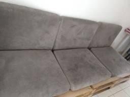 Vendo sofá de palets