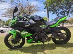Título do anúncio: Kawasaki Ninja 650 ABS 2018