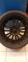 Título do anúncio: roda aro 22 caminhonete frontie e S10 é hal