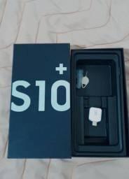 Título do anúncio: Samsung S10+ | 8 GB/128 GB