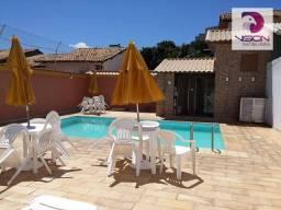 Título do anúncio: Casa com 4 dormitórios à venda, 146 m² por R$ 559.000,00 - Riviera Fluminense - Macaé/RJ