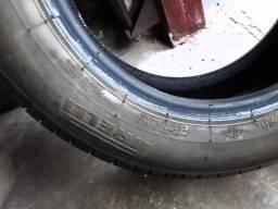 Vendo Jogo de Pneus Pirelli P1 (usados)