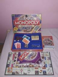 50% do valor Monopoly Edição Mundial com marcador de tempo de Leilão