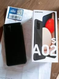 Vende Samsung A02s