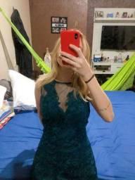 Vendo vestido de festa lindíssimo novo