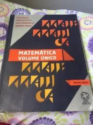 Livro de matemática vol. único