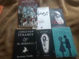 Livros Diversos a partir de R$5,00 cada