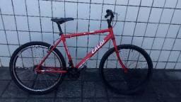 Bicicleta Caloi aluminium- aro 26