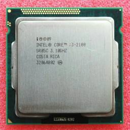 Processador i3 2100 3.1GHz