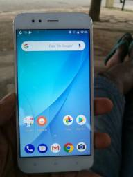 Xiaome Mi A1 64gb de memória 4gb de ram