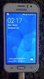 Vendo Samsung Galaxy J1 ace branco