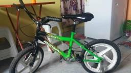 Bicicleta infantil Monark 160.00