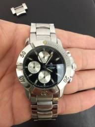 Relógio Baume & Mercier Capeland Chrono
