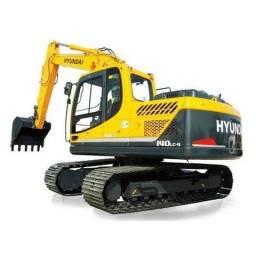 Escavadeira Hyundai 140LC