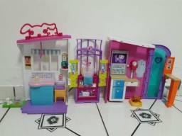 Hospital para bichinhos da Barbie