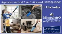 Aspirador Vertical 2 em 1 Airspeed (STK10) 600Ws
