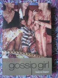 Livro Gossip Girl Psycho Killer - Cecily Von Ziegesar Idioma Português-Brasileiro