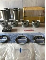 Kit Motor Gol 91/ 1.6 Cht Gasolina