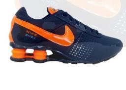 Tênis Nike shox entrega rápida frete gratis Rj/Sp
