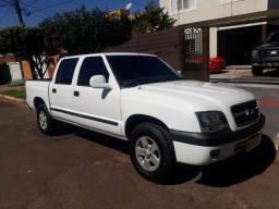 Gm - Chevrolet S10 2.8 mwm diesel 2002 completa / ar gelando/ vendo/ troco/ 12 x no cartão - 2002