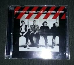 Antigo DVD e CD do U2