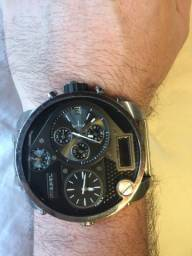 Relógio Diesel com Manual
