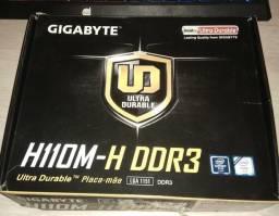 Placa mãe LGA 1151 DDR3