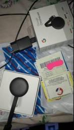 Chromecast 3 vendo ou troco!!