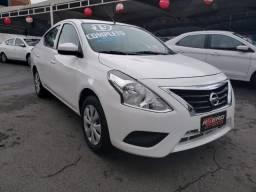 Nissan Versa 2019 Completo 1.0 Flex 20.000 Km Revisado Novo - 2019