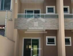 LS: Casa Na Maraponga Com 103² 3 Quartos Sendo 2 Suítes Varanda Quintal 2 Vagas