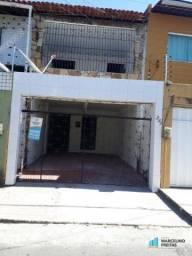 Casa com 2 dormitórios para alugar, 193 m² por r$ 629,00/mês - monte castelo - fortaleza/c