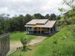 Casa de alvenaria com escritura pública, em Imaruí, Santa Catarina