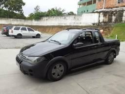 Fiat Strada 1.8 advntage top de linha apenas $19.900 - 2005