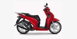 SH 15I 2020/2021 Com Garantia Honda de 3 anos + Óleo Pro Honda grátis* em 7 revisões