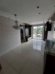 Apartamento de 70,25 m² de área total + uma vaga de garagem coberta e individual