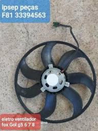 Eletro ventilador GOL FOX G5.6.7