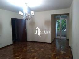 Título do anúncio: Apartamento com 3 quartos para alugar, 134 m² por R$ 1.400/mês - Centro - Juiz de Fora/MG