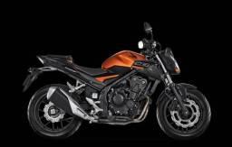 MOTO CB 500F MODELO 2020