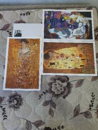 Título do anúncio: Coleção Telas Famosas de Gustav Klimt