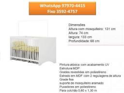 Berço Gliv 6185 - chame wpp 97970//4415 - receba já!!!