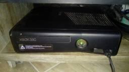 Xbox slim travado